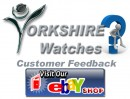 Yorkshire Watches- Ebay Shop